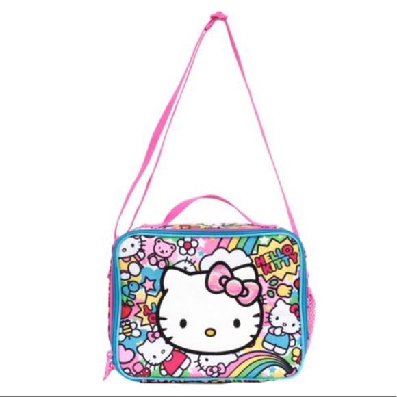 ab9eb1983 Sanrio Other | Hello Kitty Lunch Bag | Poshmark